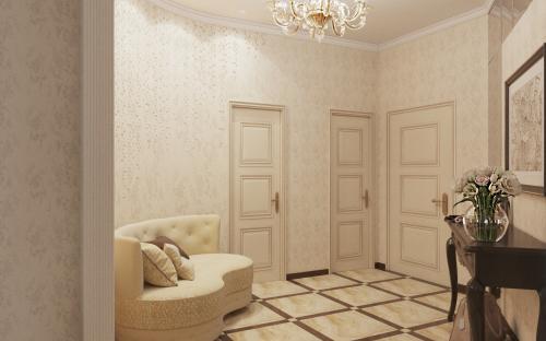Комплексный ремонт квартиры по дизайн проекту